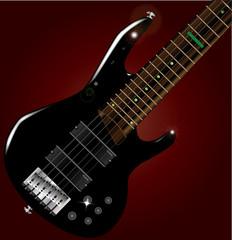Bass Close Up