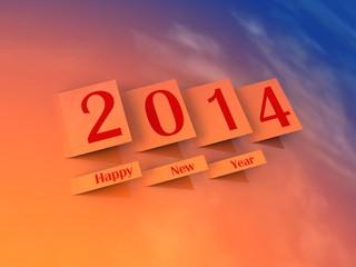 2014, Happy New Year