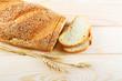 Pane con sesamo