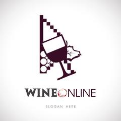 Wine Online Logo