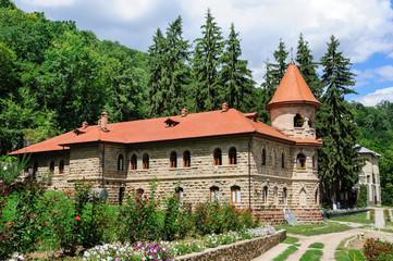 Rudi Women's monastery (convent) in Moldova