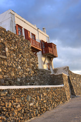 Old Mykonos House