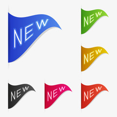 Vector new flags