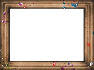 Background - frame