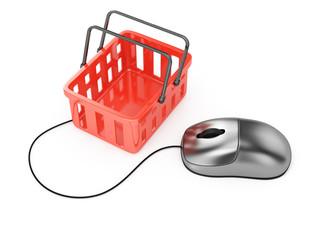 Online market concept