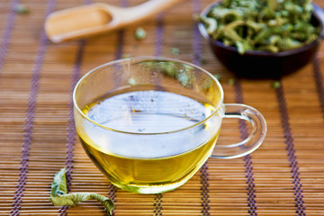 Verveine Tea or Verbena Tea