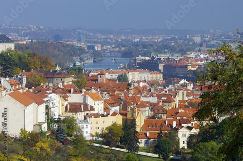 Foto op Canvas Praag Prague