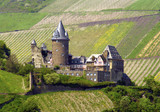 Stahleck Castle, Rhine Valley, Germany, UNESCO