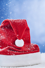 hat of Santa Claus