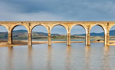 Puente, pantano del Ebro 03
