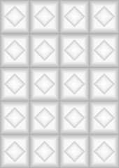 Background abstract squares