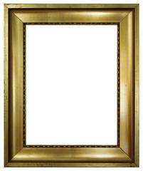 Goldrahmen mit schmalem Dekor