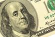 Dollar Geldschein, Benjamin Franklin