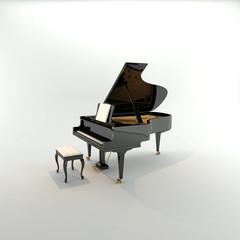 Piano, Klavier, Flügel, Musik