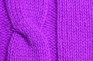 Violet knitting macro