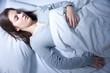 Leinwandbild Motiv schlaf