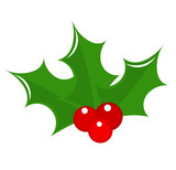Holly berry icon