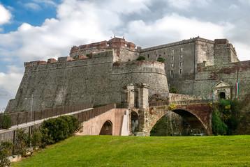 Fortezza del Priamar,  Savona, Italy