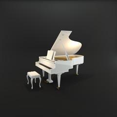 Piano, Flügel, Klavier, Musik, Sound