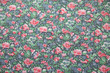 colorful vintage fabric background