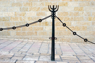 Menorah Jewish Symbol and Icon