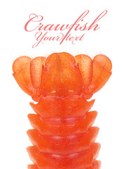 Crayfish tail