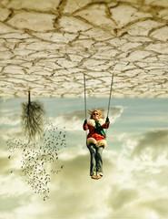 gravity swing