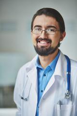 Successful doctor