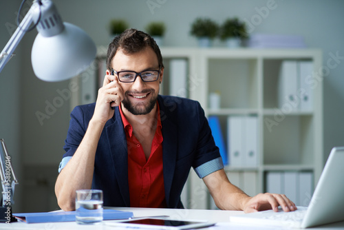 Calling and typing