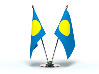 Miniature Flag of Palau