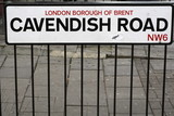 Cavendish Road Nw6 a famous London Address