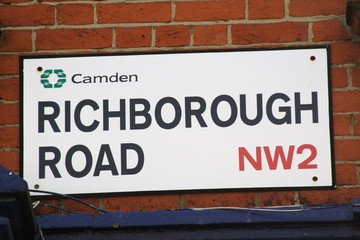 Richborough Road A famous London Address