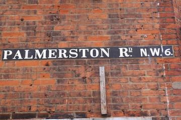 Palmerston a famous London Address