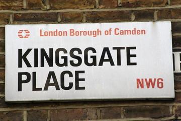 Kingsgate Place a famous London Address