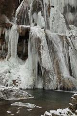 cascade de glace de glandieu