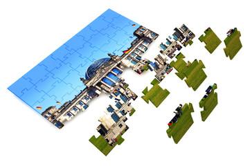 Puzzle Berlin