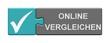 Puzzle-Button blau grau: Online vergleichen