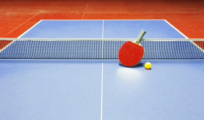 Table tennis, Ping - pong