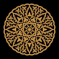 Karaj Arabic Ornament Two