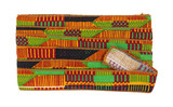 African Design Ribbon Ties
