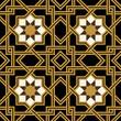 Moorish Fez Seamless Pattern Three