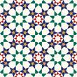 Moorish Fez Seamless Pattern Two