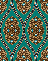 Karaj Seamless Pattern Three