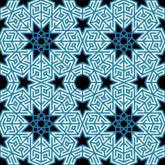 Karaj Seamless Pattern Two