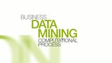 Data mining KDD information process word tag cloud animation