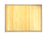 Used wood slat place mat