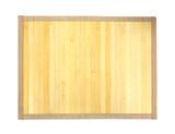 Used wood slat place mat