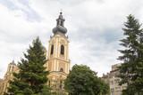 Orthodox church in Sarajevo poster