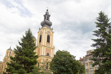 Orthodox church in Sarajevo