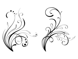 Design elements (swirls)-8